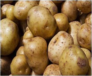Potatoes: Best Natural Source of Potassium