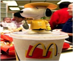 Ban on Fast-food Toys to Stem Child Obesity in California County