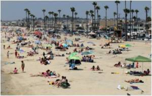 Study Says Beaches Pose Superbug Risk