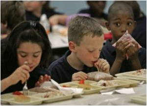 Elementary School Children's Lunches and Snacks from Home Has Room for Improvement