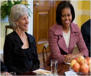 Michelle Obama Directs The Drive Against Childhood Obesity to NAACP