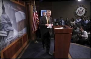US Senate Unveils Historic Health Care Bill