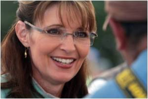 Sarah Palin Mocks US First Lady's Anti-obesity Drive