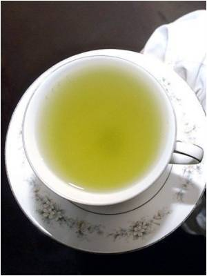 Drink Green Tea for Healthy Heart