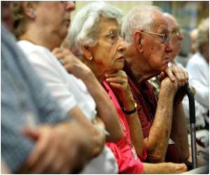 Study Says Senior Citizens are Not Afraid of Crime