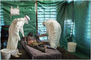 Ebola Outbreak Stablilises in DR Congo