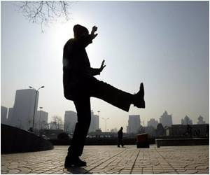Tai Chi Reduces Falls in Stroke Survivors