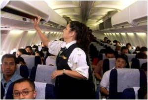 Raunchy Ads Put Flight Attendants at Risk of Sexual Abuse