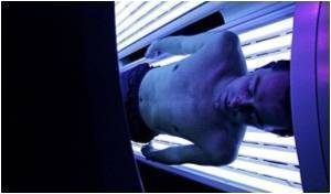 Sunbeds Commonly Used by Red-haired and Freckly People
