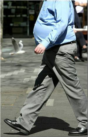 Male Obesity may Indicate Low Testosterone Levels