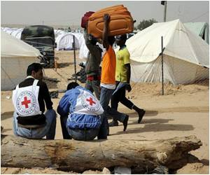 Red Cross Says Attacks on Health Workers Affect