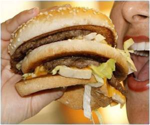 Junk Food Diet During Pregnancy Increases the Child's Likelihood to Become 'junk Food Junkie'