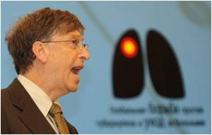 Bill Gates' Funds for Global Health Not All Well Spent