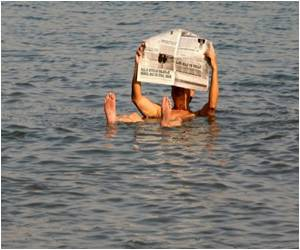 Dead Sea Dipping may Help Cure Diabetes