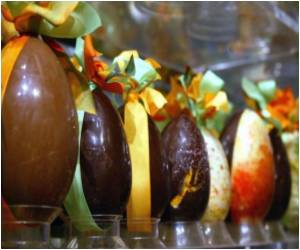 Easter Eggs Good for Your Heart: Study