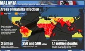Global Drive Led by UN to End Malaria Deaths in Africa