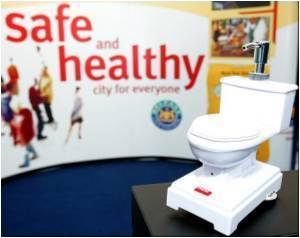 Lemonades Being Used by Northern Irish Families for Flushing Toilets