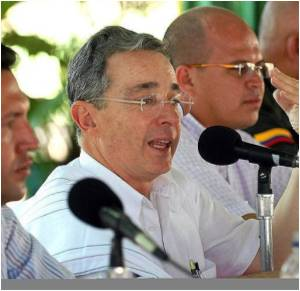Swine Flu-Hit Colombian President on Path to Recovery