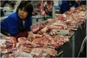 EU Says China Restricts Pork Imports Over Swine Flu