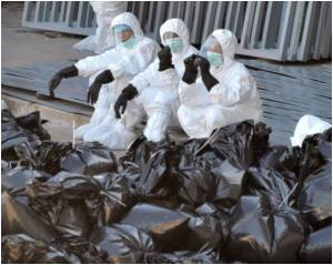Deadly H5N1 Virus Found at a Poultry Farm in Hong Kong
