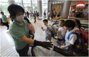 Hong Kong Launches Campaign to Fight Swine Flu