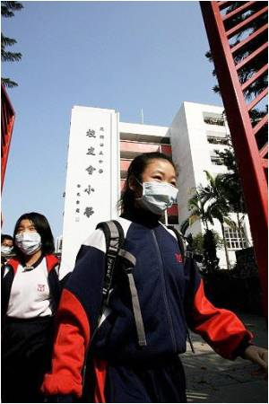 Flu Outbreak In HK May Continue For Another Six Weeks