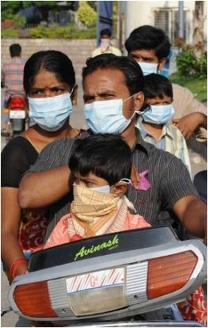 Swine Flu Death Toll Exceeds 300 Mark in India