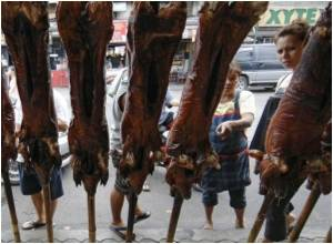 As Good As Ever: Filipino Pork Delicacy Unaffected By Flu Scares