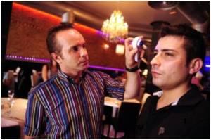 Madrid Restaurant Includes Hand Gel on Menu to Fight Swine Flu