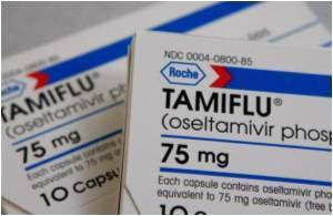 Study Backs Tamiflu As First Option In Relieving Flu Symptoms