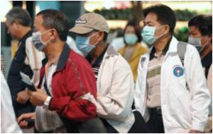 Taiwan Reports First Confirmed Swine Flu Case