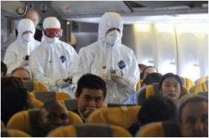 Airlines Get Busy in a Bid to Prevent Swine Flu