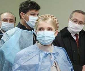 Epidemic Raises Death Toll to 95 in Ukraine