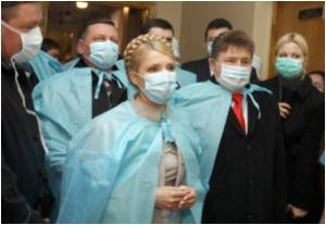More Than A Million Infected In Ukraine Flu Epidemic