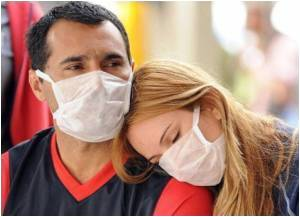 Mexico State on Swine Flu Alert