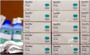 Exploitation of Tamiflu can Produce Resistant Strains of Bird-flu Virus
