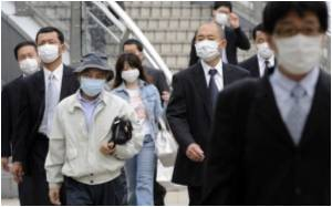 Spread of Swine Flu Forces Closure of Schools in Japan
