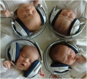 Early Music Lessons Benefit Babies