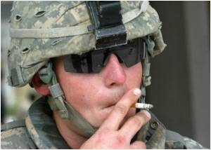 US Military Tobacco Ban Advocated by New Report