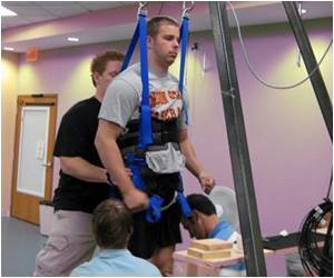 Global First: Paraplegic Man Stands, Walks After Electrodes Implanted in Spine