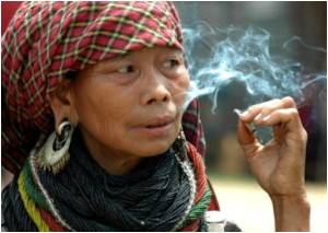 China and India Top World's Biggest Smokers List