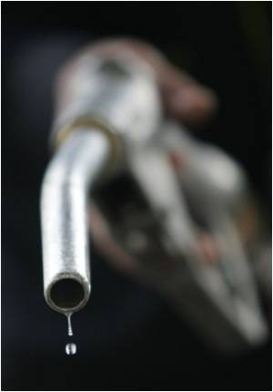 Woman Addicted to Petrol