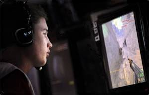 Increased Attention Problems in Kids Due to TV Viewing and Playing Video Games