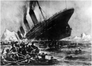 Huge Icebergs Were Real Reason Why Titanic Sank