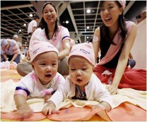 New Form of Yoga for Babies