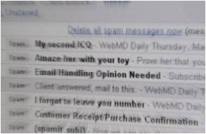 Analysts Say Hong Kong is World's Spam Capital