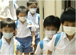 Schools in Hong Kong Closed After Flu Outbreak