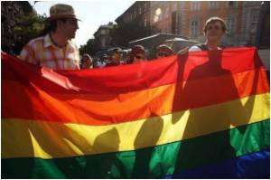 6-Month Gay Law Anniversary Celebrated By Thousands In Gay Pride March in Mexico