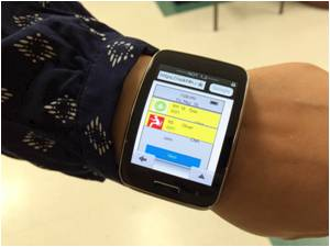 New Smartwatch App Could Improve Communication, Prevent Falls at Nursing Homes