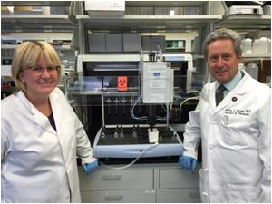 Promising Leads in Hunt for Radiation Antidote